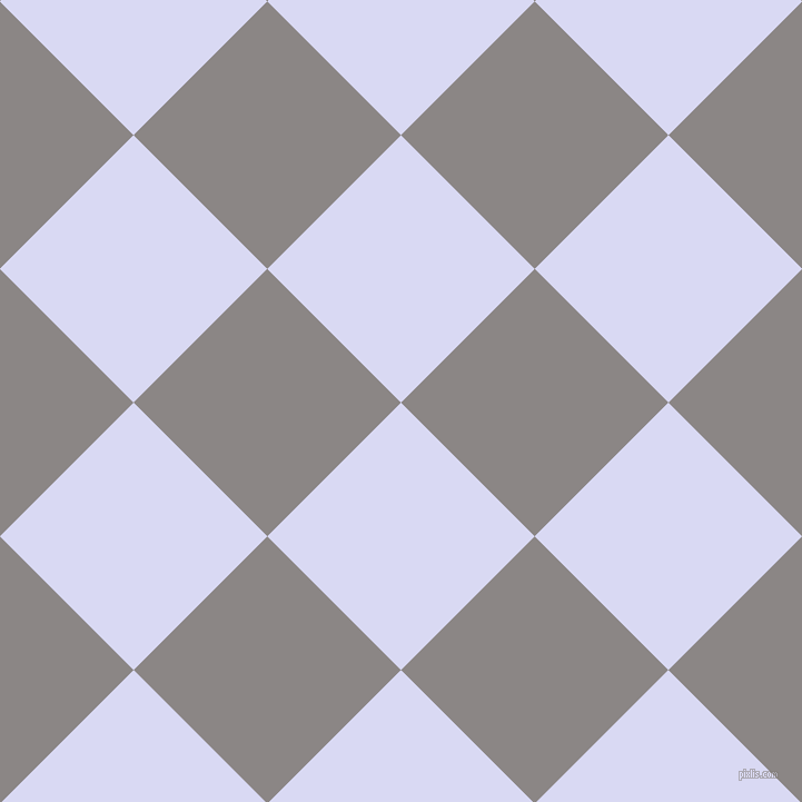 45/135 degree angle diagonal checkered chequered squares checker pattern checkers background, 170 pixel squares size, , Quartz and Suva Grey checkers chequered checkered squares seamless tileable