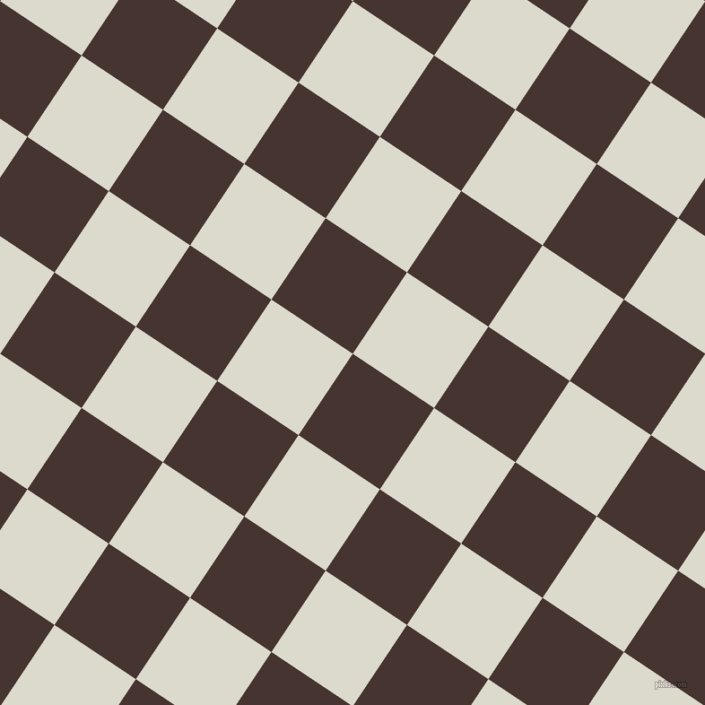 56/146 degree angle diagonal checkered chequered squares checker pattern checkers background, 109 pixel square size, , Rebel and Milk White checkers chequered checkered squares seamless tileable