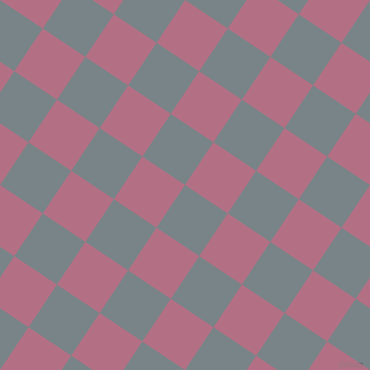 56/146 degree angle diagonal checkered chequered squares checker pattern checkers background, 75 pixel squares size, , Regent Grey and Tapestry checkers chequered checkered squares seamless tileable