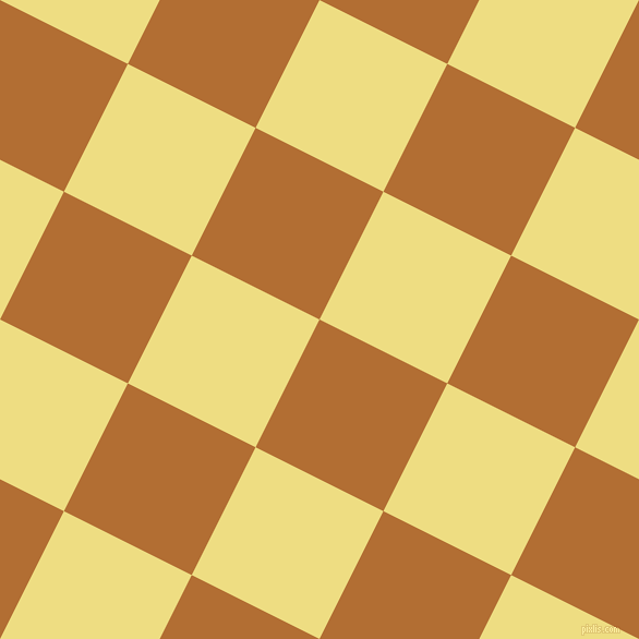 63/153 degree angle diagonal checkered chequered squares checker pattern checkers background, 131 pixel square size, , Reno Sand and Light Goldenrod checkers chequered checkered squares seamless tileable