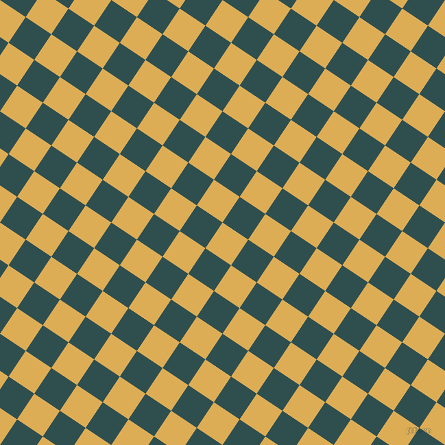 56/146 degree angle diagonal checkered chequered squares checker pattern checkers background, 45 pixel square size, , Rob Roy and Dark Slate Grey checkers chequered checkered squares seamless tileable