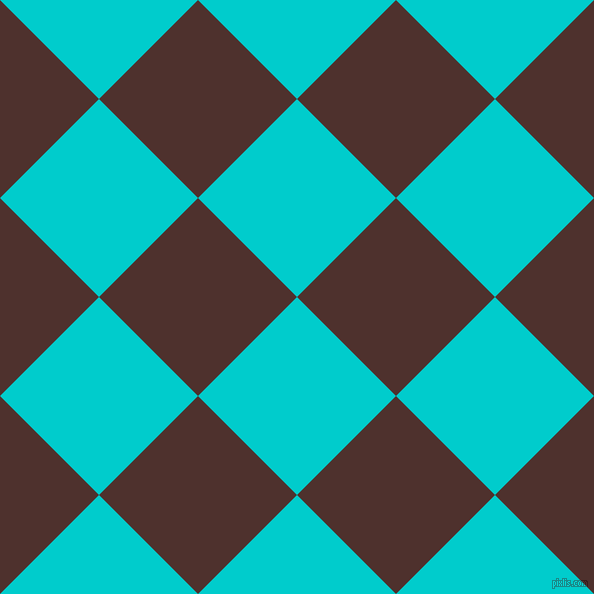 45/135 degree angle diagonal checkered chequered squares checker pattern checkers background, 140 pixel square size, , Robin