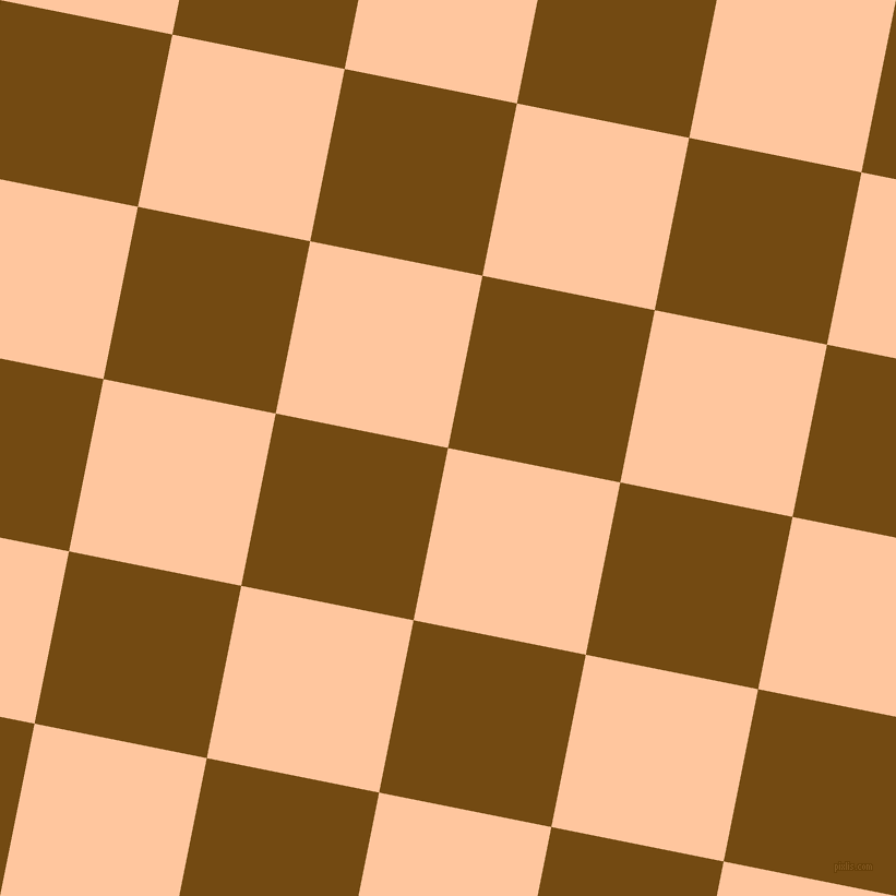 79/169 degree angle diagonal checkered chequered squares checker pattern checkers background, 161 pixel square size, , Romantic and Raw Umber checkers chequered checkered squares seamless tileable