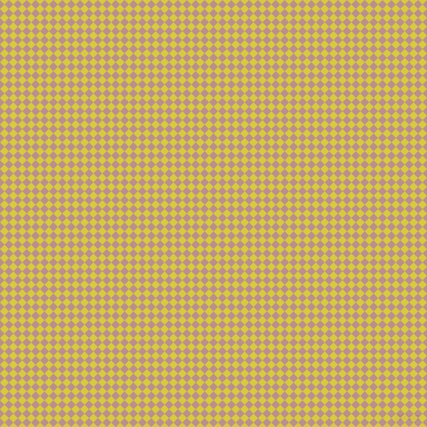 45/135 degree angle diagonal checkered chequered squares checker pattern checkers background, 9 pixel square size, , Rosy Brown and Wattle checkers chequered checkered squares seamless tileable