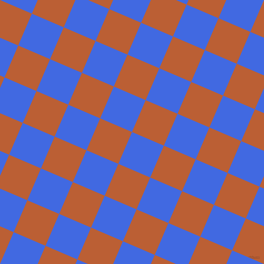 67/157 degree angle diagonal checkered chequered squares checker pattern checkers background, 112 pixel square size, , Royal Blue and Smoke Tree checkers chequered checkered squares seamless tileable