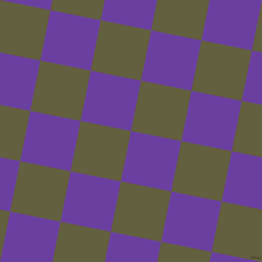 79/169 degree angle diagonal checkered chequered squares checker pattern checkers background, 180 pixel squares size, , Royal Purple and Verdigris checkers chequered checkered squares seamless tileable