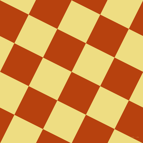 63/153 degree angle diagonal checkered chequered squares checker pattern checkers background, 130 pixel squares size, , Rust and Light Goldenrod checkers chequered checkered squares seamless tileable