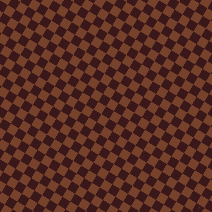 59/149 degree angle diagonal checkered chequered squares checker pattern checkers background, 31 pixel squares size, , Rustic Red and Copper Canyon checkers chequered checkered squares seamless tileable
