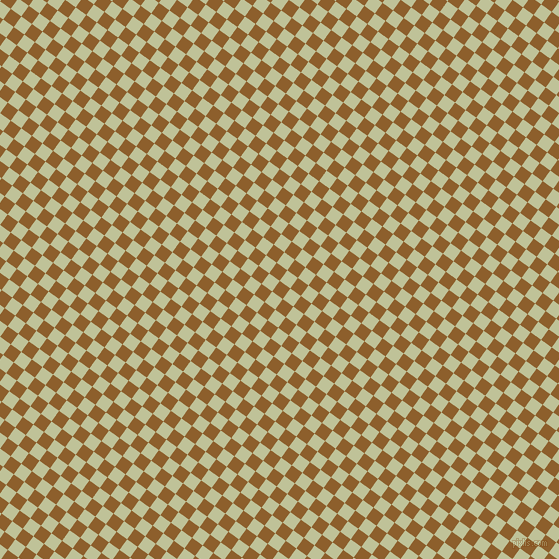 54/144 degree angle diagonal checkered chequered squares checker pattern checkers background, 13 pixel squares size, , Rusty Nail and Green Mist checkers chequered checkered squares seamless tileable