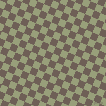67/157 degree angle diagonal checkered chequered squares checker pattern checkers background, 27 pixel square size, , Sage and Dorado checkers chequered checkered squares seamless tileable