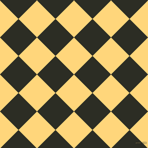 45/135 degree angle diagonal checkered chequered squares checker pattern checkers background, 84 pixel square size, , Salomie and Green Waterloo checkers chequered checkered squares seamless tileable
