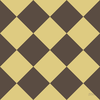 45/135 degree angle diagonal checkered chequered squares checker pattern checkers background, 98 pixel squares size, , Sandwisp and Cork checkers chequered checkered squares seamless tileable