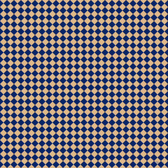 45/135 degree angle diagonal checkered chequered squares checker pattern checkers background, 17 pixel squares size, , Sapphire and Burly Wood checkers chequered checkered squares seamless tileable