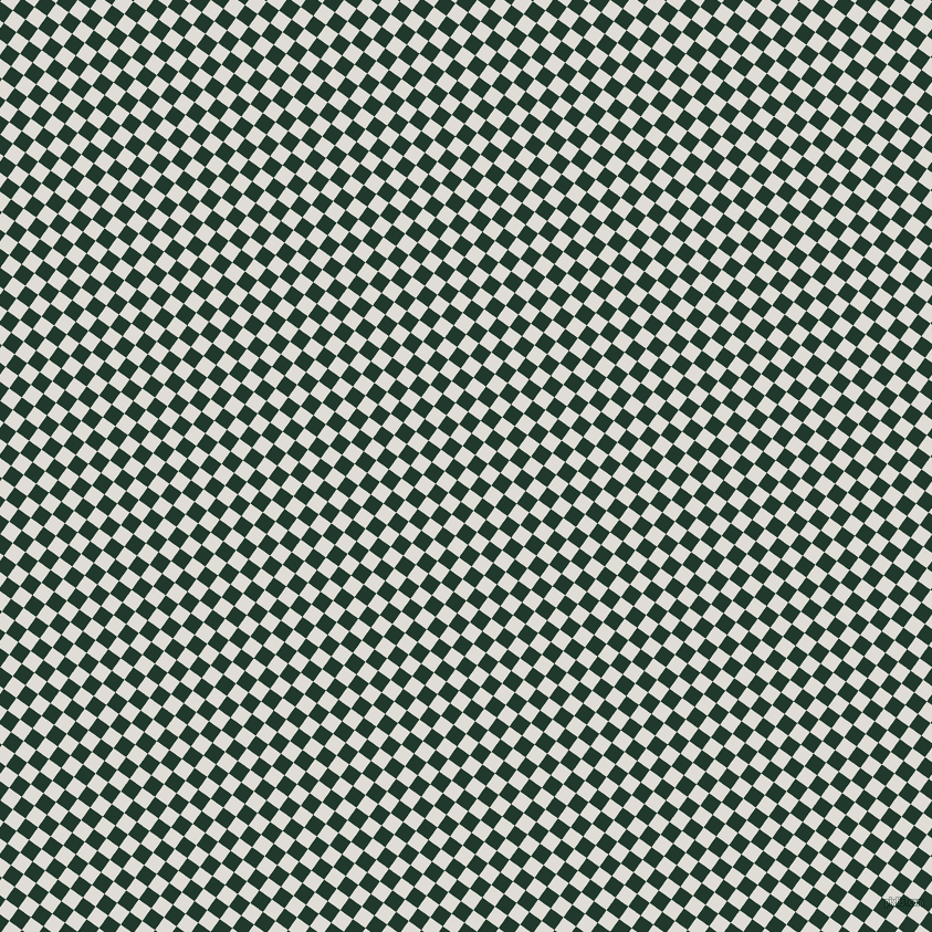 54/144 degree angle diagonal checkered chequered squares checker pattern checkers background, 14 pixel square size, , Sea Fog and Palm Green checkers chequered checkered squares seamless tileable