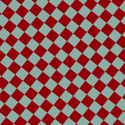 51/141 degree angle diagonal checkered chequered squares checker pattern checkers background, 32 pixel squares size, , Sea Nymph and Sangria checkers chequered checkered squares seamless tileable