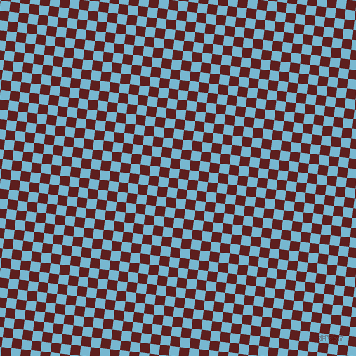 84/174 degree angle diagonal checkered chequered squares checker pattern checkers background, 14 pixel squares size, , Seagull and Red Oxide checkers chequered checkered squares seamless tileable