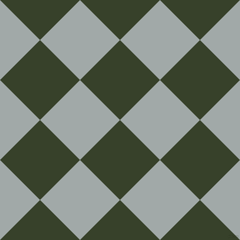 45/135 degree angle diagonal checkered chequered squares checker pattern checkers background, 196 pixel square size, , Seaweed and Hit Grey checkers chequered checkered squares seamless tileable