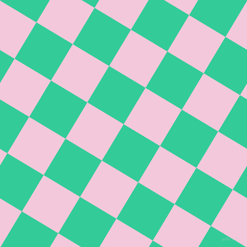 59/149 degree angle diagonal checkered chequered squares checker pattern checkers background, 86 pixel square size, , Shamrock and Classic Rose checkers chequered checkered squares seamless tileable