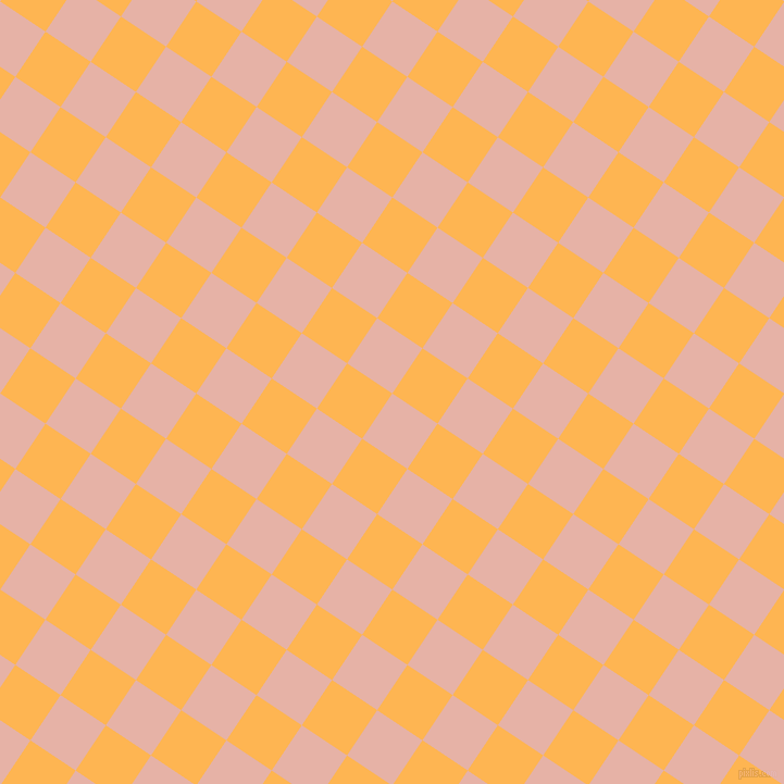 56/146 degree angle diagonal checkered chequered squares checker pattern checkers background, 50 pixel square size, , Shilo and Koromiko checkers chequered checkered squares seamless tileable