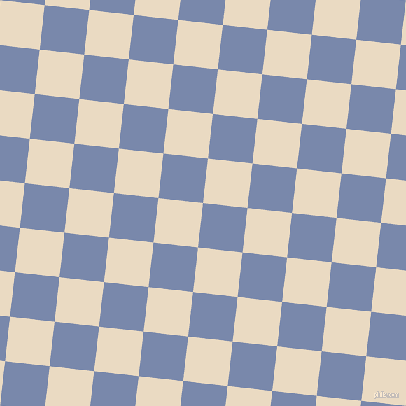 84/174 degree angle diagonal checkered chequered squares checker pattern checkers background, 64 pixel squares size, , Ship Cove and Solitaire checkers chequered checkered squares seamless tileable