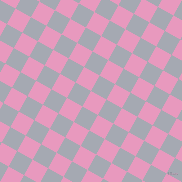 61/151 degree angle diagonal checkered chequered squares checker pattern checkers background, 57 pixel square size, , Shocking and Mischka checkers chequered checkered squares seamless tileable