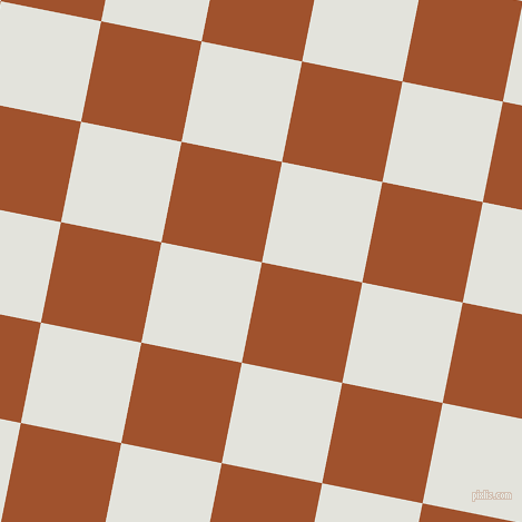 79/169 degree angle diagonal checkered chequered squares checker pattern checkers background, 92 pixel square size, , Sienna and Snow Drift checkers chequered checkered squares seamless tileable