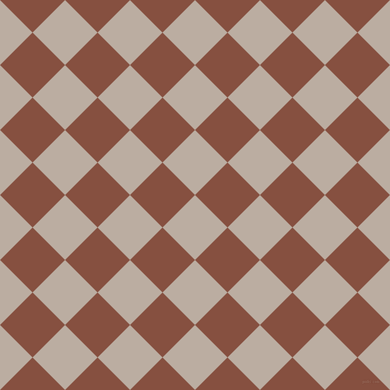 45/135 degree angle diagonal checkered chequered squares checker pattern checkers background, 94 pixel squares size, , Silk and Ironstone checkers chequered checkered squares seamless tileable