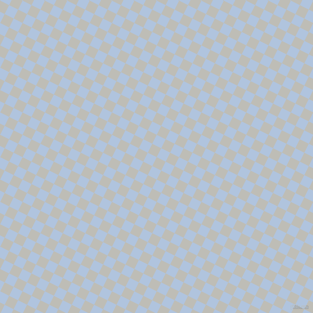 63/153 degree angle diagonal checkered chequered squares checker pattern checkers background, 20 pixel square size, , Silver Sand and Light Steel Blue checkers chequered checkered squares seamless tileable