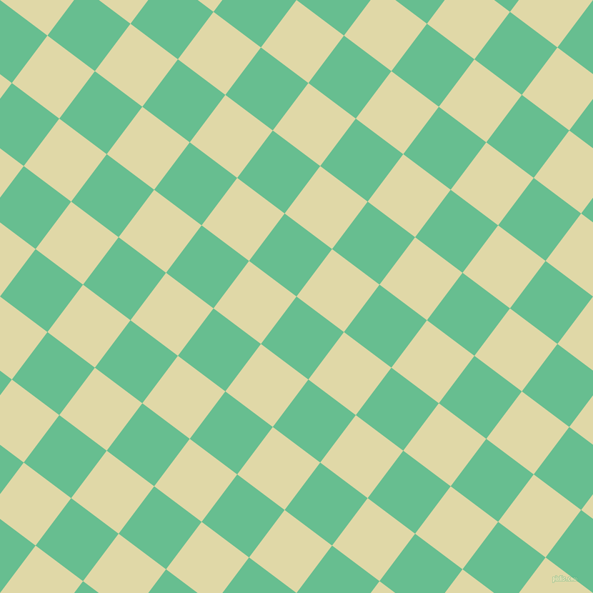 53/143 degree angle diagonal checkered chequered squares checker pattern checkers background, 83 pixel square size, , Silver Tree and Mint Julep checkers chequered checkered squares seamless tileable