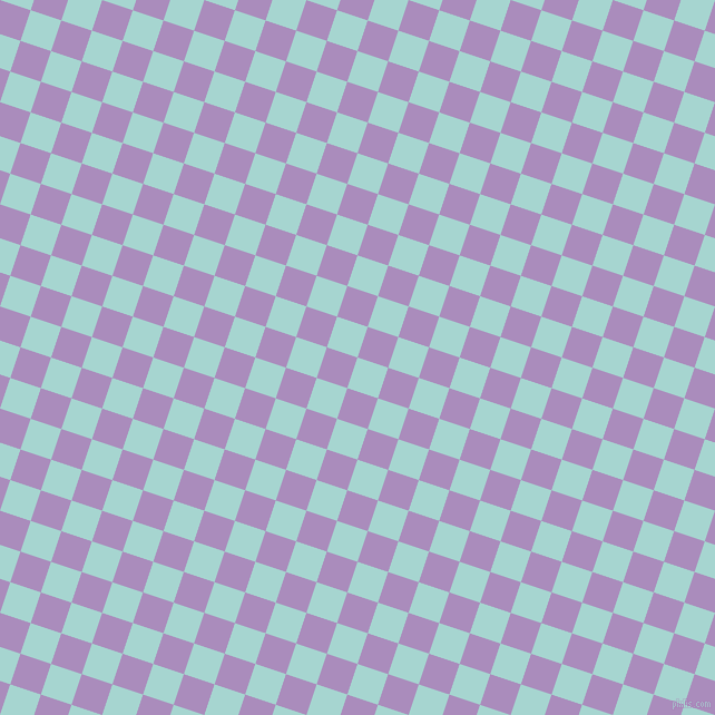 72/162 degree angle diagonal checkered chequered squares checker pattern checkers background, 29 pixel square size, , Sinbad and East Side checkers chequered checkered squares seamless tileable
