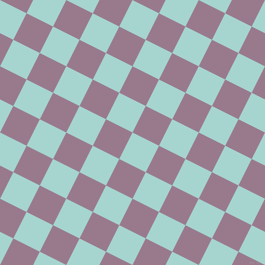 63/153 degree angle diagonal checkered chequered squares checker pattern checkers background, 98 pixel squares size, , Sinbad and Mountbatten Pink checkers chequered checkered squares seamless tileable