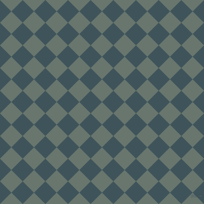 45/135 degree angle diagonal checkered chequered squares checker pattern checkers background, 52 pixel square size, , Sirocco and Casal checkers chequered checkered squares seamless tileable