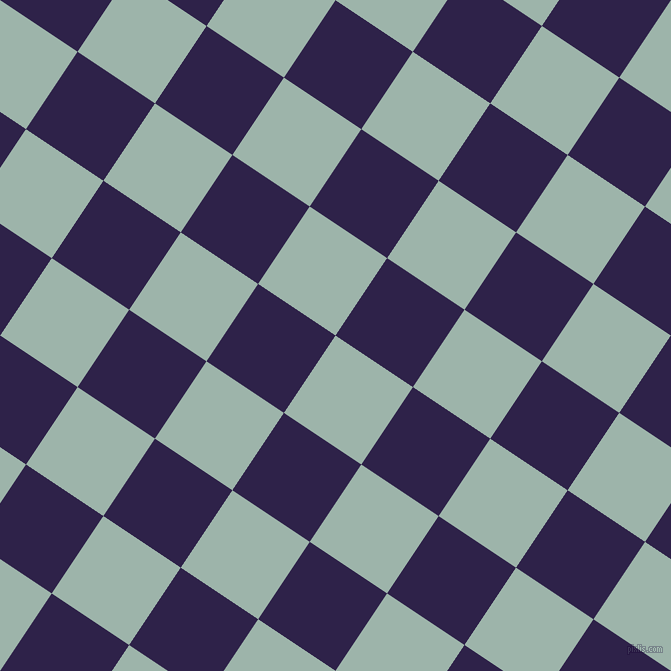 56/146 degree angle diagonal checkered chequered squares checker pattern checkers background, 93 pixel square size, , Skeptic and Violent Violet checkers chequered checkered squares seamless tileable