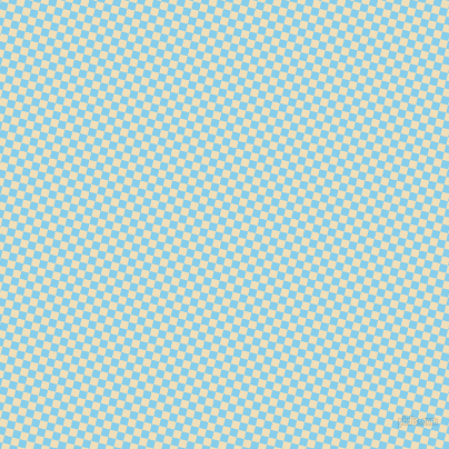 76/166 degree angle diagonal checkered chequered squares checker pattern checkers background, 7 pixel square size, , Sky Blue and Dutch White checkers chequered checkered squares seamless tileable