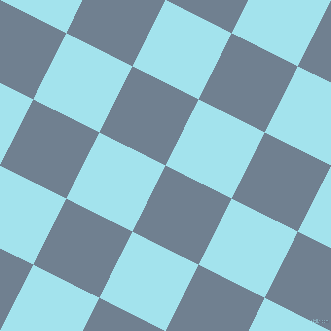 63/153 degree angle diagonal checkered chequered squares checker pattern checkers background, 150 pixel square size, , Slate Grey and Blizzard Blue checkers chequered checkered squares seamless tileable