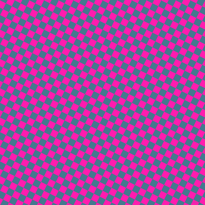 63/153 degree angle diagonal checkered chequered squares checker pattern checkers background, 23 pixel square size, , Spicy Pink and Jelly Bean checkers chequered checkered squares seamless tileable