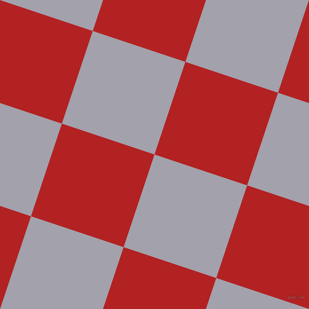 72/162 degree angle diagonal checkered chequered squares checker pattern checkers background, 201 pixel square size, , Spun Pearl and Fire Brick checkers chequered checkered squares seamless tileable