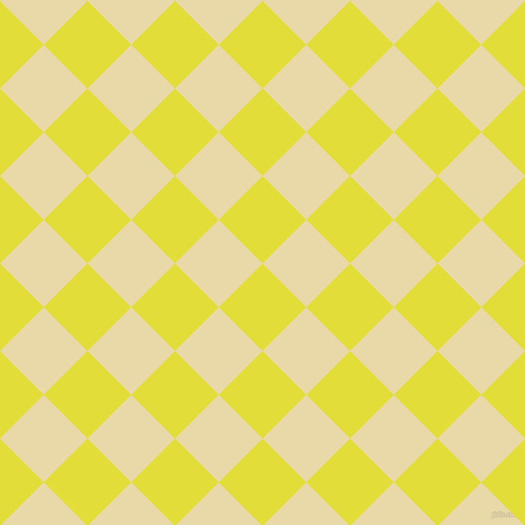 45/135 degree angle diagonal checkered chequered squares checker pattern checkers background, 89 pixel squares size, , Starship and Sidecar checkers chequered checkered squares seamless tileable