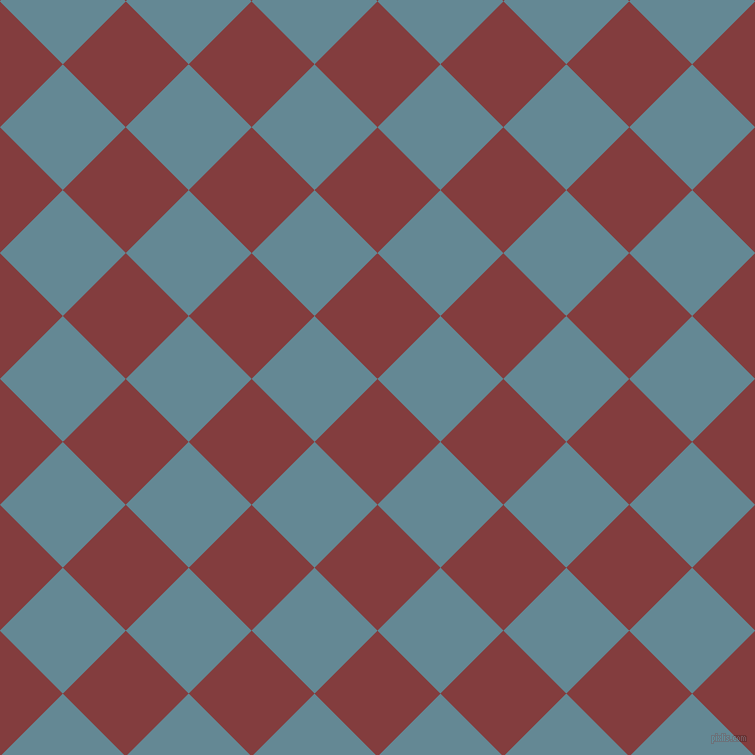 45/135 degree angle diagonal checkered chequered squares checker pattern checkers background, 89 pixel square size, , Stiletto and Horizon checkers chequered checkered squares seamless tileable