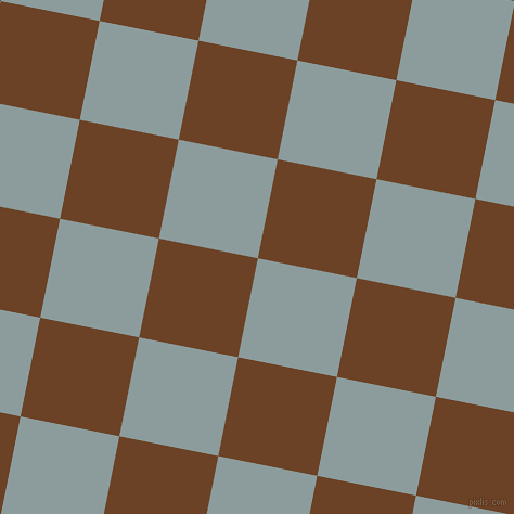 79/169 degree angle diagonal checkered chequered squares checker pattern checkers background, 93 pixel square size, , Submarine and Semi-Sweet Chocolate checkers chequered checkered squares seamless tileable