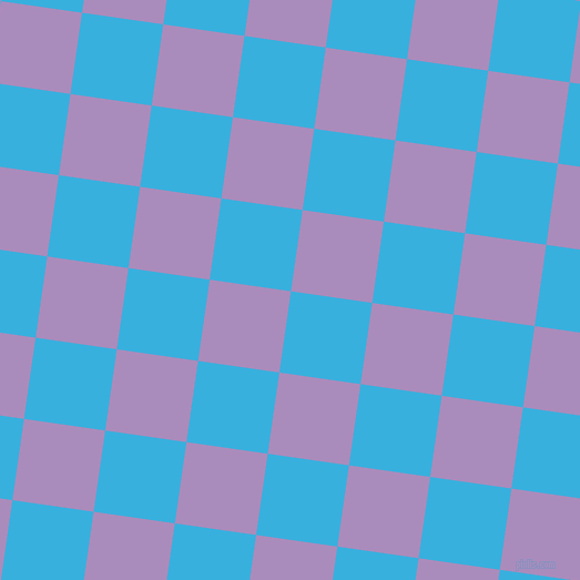 82/172 degree angle diagonal checkered chequered squares checker pattern checkers background, 74 pixel square size, , Summer Sky and East Side checkers chequered checkered squares seamless tileable