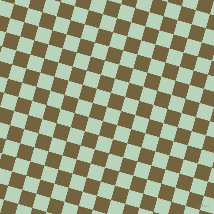 74/164 degree angle diagonal checkered chequered squares checker pattern checkers background, 48 pixel squares size, , Surf and Yellow Metal checkers chequered checkered squares seamless tileable