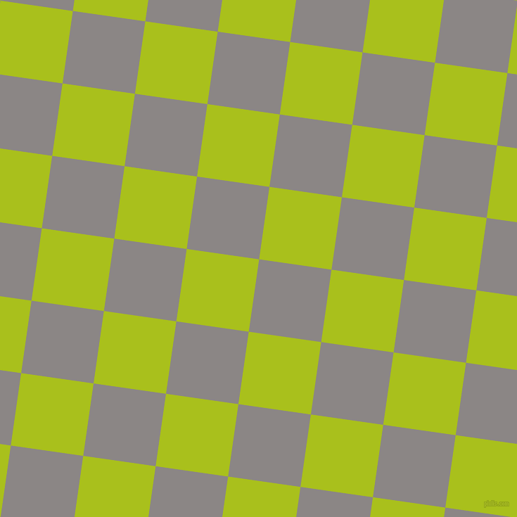 82/172 degree angle diagonal checkered chequered squares checker pattern checkers background, 104 pixel square size, , Suva Grey and Bahia checkers chequered checkered squares seamless tileable