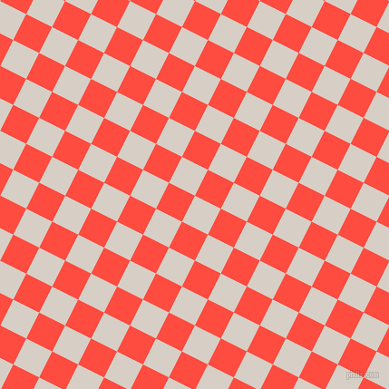 63/153 degree angle diagonal checkered chequered squares checker pattern checkers background, 32 pixel squares size, , Swirl and Sunset Orange checkers chequered checkered squares seamless tileable