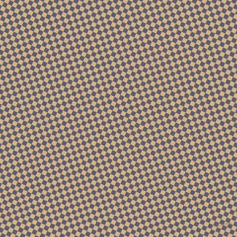 63/153 degree angle diagonal checkered chequered squares checker pattern checkers background, 9 pixel squares size, , Tan and Smoky checkers chequered checkered squares seamless tileable