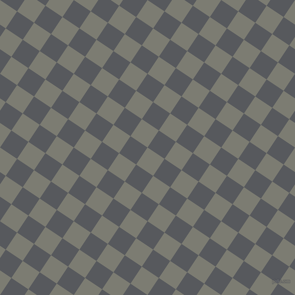 56/146 degree angle diagonal checkered chequered squares checker pattern checkers background, 40 pixel squares size, , Tapa and Bright Grey checkers chequered checkered squares seamless tileable