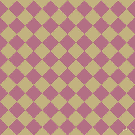 45/135 degree angle diagonal checkered chequered squares checker pattern checkers background, 39 pixel square size, , Tapestry and Ecru checkers chequered checkered squares seamless tileable