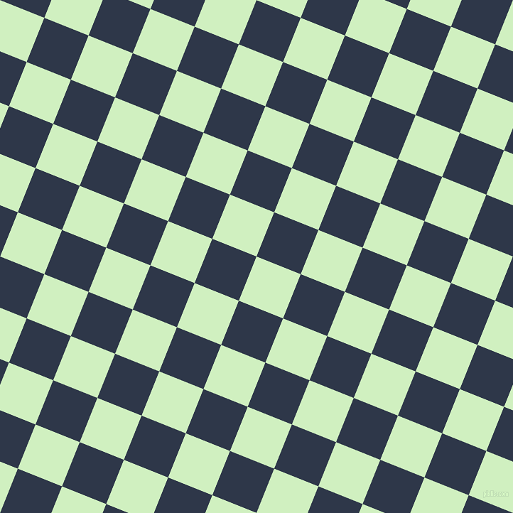 68/158 degree angle diagonal checkered chequered squares checker pattern checkers background, 67 pixel square size, , Tea Green and Licorice checkers chequered checkered squares seamless tileable