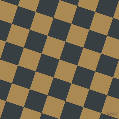 72/162 degree angle diagonal checkered chequered squares checker pattern checkers background, 64 pixel squares size, , Teak and Mirage checkers chequered checkered squares seamless tileable