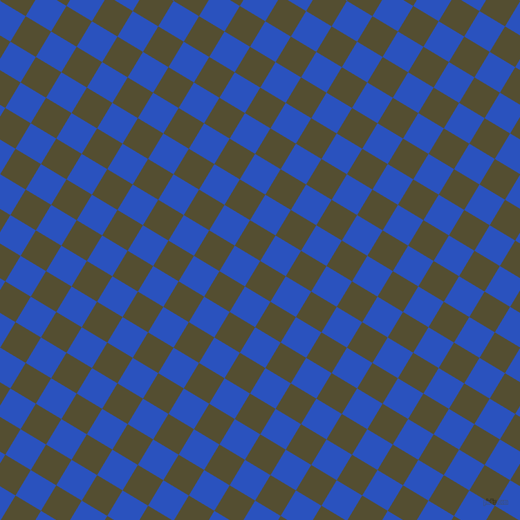 59/149 degree angle diagonal checkered chequered squares checker pattern checkers background, 43 pixel squares size, , Thatch Green and Cerulean Blue checkers chequered checkered squares seamless tileable